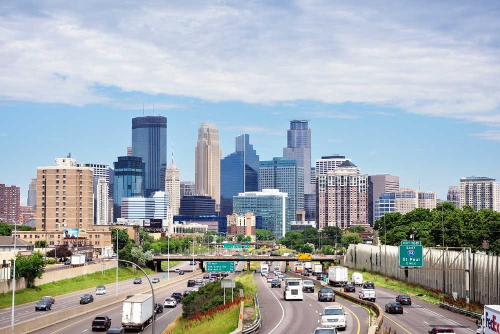 Minnesota – du 09 au 31 juillet